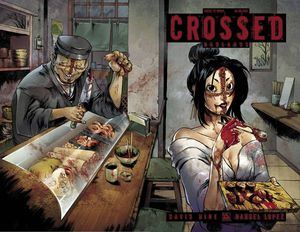 [Crossed: Badlands #72 (Wrap Cover) (Product Image)]