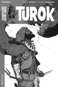 [Turok: Volume 1: Blood Hunt (Product Image)]