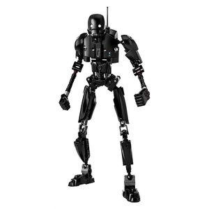 [Rogue One: A Star Wars Story: Lego: Construction: K-2S0 (Product Image)]