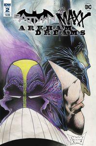[Batman: The Maxx: Arkham Dreams #2 (Cover A - Kieth) (Product Image)]
