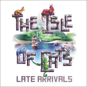 [The Isle Of Cats: Late Arrivals (Expansion) (Product Image)]