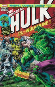 [Immortal Hulk #33 (Joe Bennett Variant) (Product Image)]