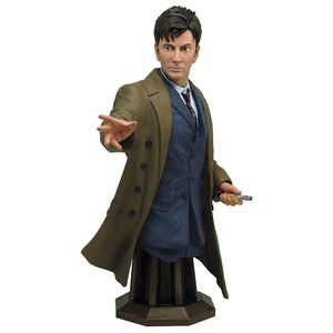 [Doctor Who: Maxi Bust: 10th Doctor (Sound Of Drums Variant) (Product Image)]