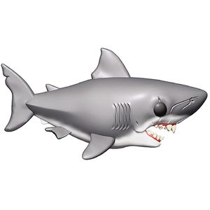 [Jaws: Pop! Vinyl Figure: Jaws (6 Inch) (Product Image)]