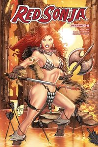 [Red Sonja #18 (Cover B Tucci) (Product Image)]