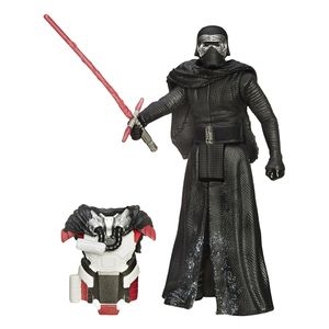 [Star Wars: The Force Awakens: Wave 1 Armour Action Figures: Kylo Ren (Product Image)]