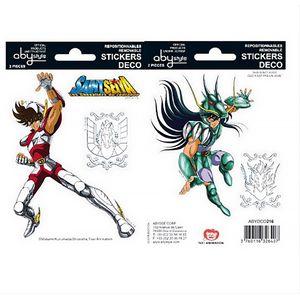 [Saint Seiya: Stickers: Pegasusshiryu (Product Image)]