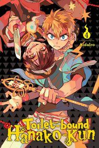 [Toilet-bound Hanako-kun: Volume 4 (Product Image)]