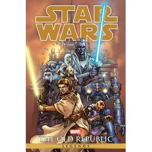[Star Wars: Legends: The Old Republic: Omnibus: Volume 1 (Ching Cover) (Product Image)]