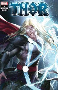 [Thor #2 (Inhyuk Lee Variant) (Product Image)]