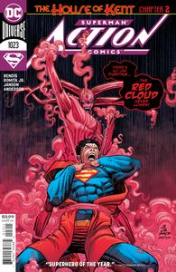 [Action Comics #1023 (Product Image)]