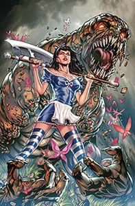 [Revenge Of Wonderland #3 (Cover A Vitorino) (Product Image)]