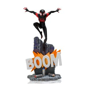 [Spider-Man: Into The Spider-Verse: Art Scale Statue: Miles Morales (Product Image)]