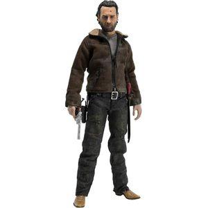 [Walking Dead: TV Series: Deluxe Action Figure: Rick Grimes (Product Image)]