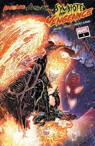 [Absolute Carnage: Symbiote Of Vengeance #1 (Product Image)]