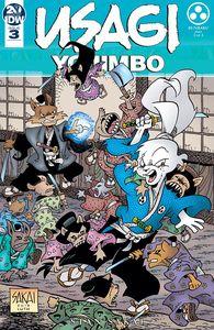 [Usagi Yojimbo #3 (Cover A Sakai) (Product Image)]