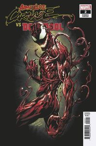 [Absolute Carnage Vs Deadpool #2 (Bagley Codex Variant) (Product Image)]