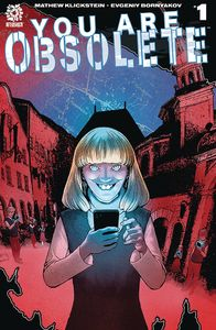 [You Are Obsolete #1 (Cover A Clarke) (Product Image)]