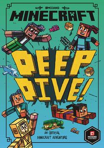 [Minecraft: Minecraft Woodsword Chronicles: Book 3: Deep Dive (Product Image)]