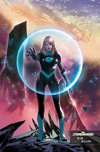 [Fantastic Four #26 (Silva Stormbreakers Variant) (Product Image)]