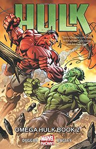 [Hulk: Volume 3: Omega Hulk: Book 2 (Product Image)]