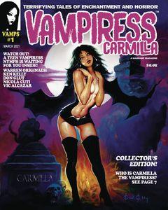 [Vampiress Carmilla Magazine #1 (Product Image)]