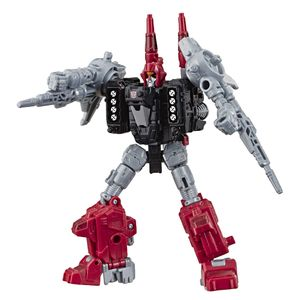 [Transformers: Generations: Selects Action Figure: Powerdasher Jet Cromar (Product Image)]