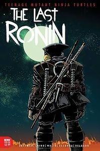 [Teenage Mutant Ninja Turtles: The Last Ronin #1 (2nd Printing) (Product Image)]