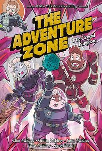 [The Adventure Zone: The Crystal Kingdom (Product Image)]