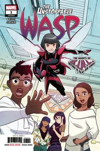 [Unstoppable Wasp #1 (Product Image)]