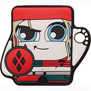 [DC: Foundmi Bluetooth Tracking Tag: Harley Quinn (Product Image)]