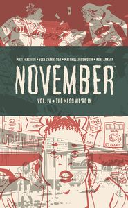 [November: Volume 4 (Hardcover) (Product Image)]