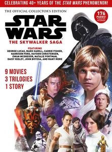 [Star Wars: The Skywalker Saga (Newsstand Edition) (Product Image)]