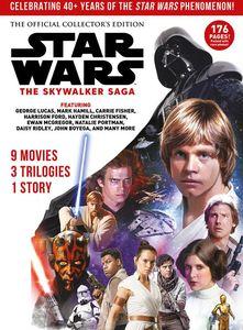[Star Wars: The Skywalker Saga (Newsstand Edition) (Product Image)]