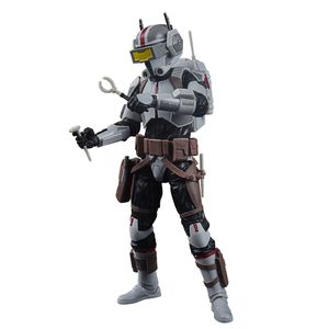 [Star Wars: The Bad Batch: Black Series Action Figure: Tech (Product Image)]
