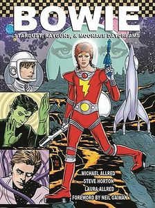 [Bowie: Stardust Rayguns & Moonage Daydreams (2nd Edition Hardcover) (Product Image)]