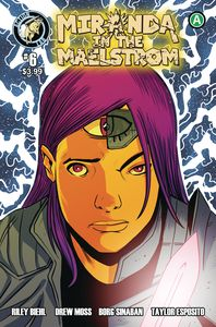 [Miranda In Maelstrom #6 (Cover A Moss) (Product Image)]