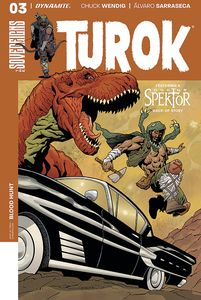 [Turok #3 (Cover A Lopresti) (Product Image)]