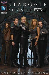 [Stargate Atlantis: Universe Anthology Ongoing #1 (SGU Photo Cover) (Product Image)]