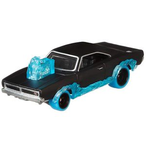 [Ghost Rider: Hot Wheels: Premium Model: Dodge Charger (Product Image)]