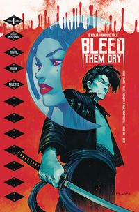 [The cover for Bleed Them Dry #1 (Cover A Ruan)]