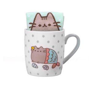 [Pusheen: Sock In A Mug: Mermaid (Product Image)]