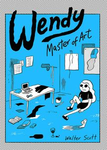 [Wendy: Master Of Art (Hardcover) (Product Image)]