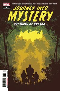 [Journey Into Mystery: Birth Of Krakoa #1 (Product Image)]