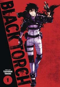 [Black Torch: Volume 1 (Product Image)]