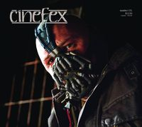 [The cover for Cinefex #132]
