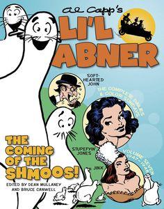 [Li'l Abner: Volume 7 (Hardcover) (Product Image)]