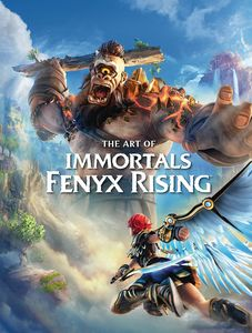 [The Art Of Immortals: Fenyx Rising (Hardcover) (Product Image)]