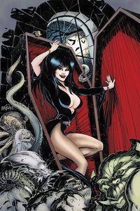 [Elvira: Mistress Of Dark #12 (Mandrake Virgin Varaint) (Product Image)]