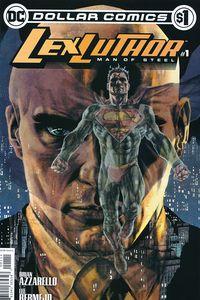 [Dollar Comics: Luthor #1 (Product Image)]